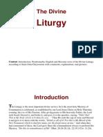 The Divine Liturgy Slavonic English 2