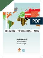 XV CEL - 2013 - Literatura e voz subalterna_0.pdf