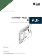 Sun Blade X6220 Server Module