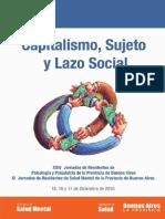 Libro Capitalismo Sujeto y Lazo Social