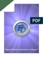 Iniciacion a Python