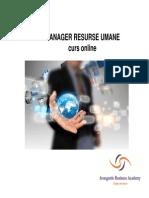 Managementul Resurselor Umane (Tema1) [Compatibility Mode]