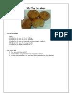 Muffin de Atum