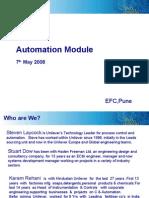 Automation Module 01