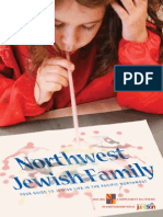 Northwest Jewish Family 2014-2014