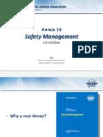 Annex 19 - ICAO Presentation - Self Instruction 10June2013