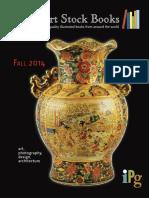 Fall 2014 Art Stock Books