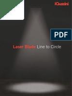 Laser Blade en IGuzzini