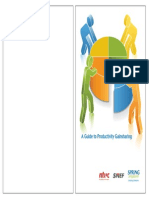 Guidebook Productivity Gainsharing