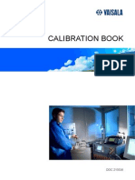 Calibration Book