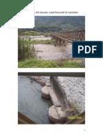 Puente Sobre El Rio Salado