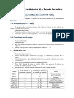 Apostila de Quimica 13 e28093 Tabela Periodica