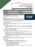 6261 BRIEF-1 Prof.Practice DOCUMENTARY
