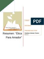 51720940 Etica Para Amador Resumen y Nalisis (1)