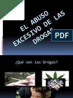El Abuso de Las Drogas