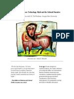 Centaur Consciousness - Mytho-Poetics and Popular Culture