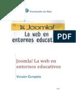 Joomla La Web en El Entorno Educativo Completo