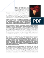 Biografia de Pintores