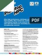 Planitop HPC