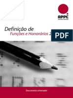 Appc Definicao Funcoes Honorarios 2008