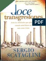 Sergio Scataglini - Las 12 Transgresiones