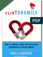 Flirtonomics - For Immediate Release