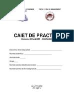 Caiet Practica Financiar Contabilitate