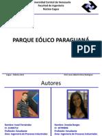 Parque Eólico Paraguaná