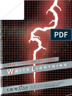 White Lightning Manual