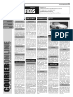 Claremont COURIER Classifieds 5-16-14