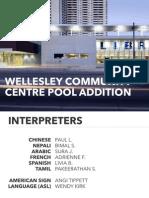 2014.05.14 Wellesley CC Pool Presentation