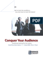 ConQuer Your Audience