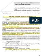 Article Conseils Rapport de Stage 2011