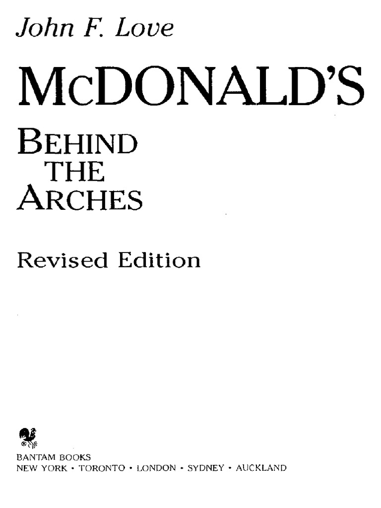 Love jf mcdonalds behind the arches mc donalds coca cola fandeluxe Choice Image