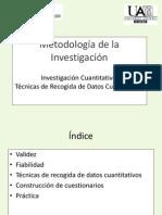 Presentación Instrumentos Cuantitativos Ecuador