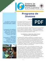 Doc Ap 3 Programa de Jóvenes