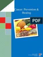 Cancer Preventionhealing eBook