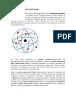 1.3. Teoría Atómica de Bohr.