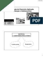 Fisiologia Do Exercício Aplicada à Crianças e Adolescentes 2013