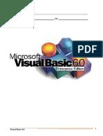 Manual de Visual Basic 6.0