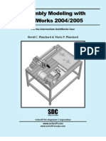 Assembly Modeling With Solid Works 2005