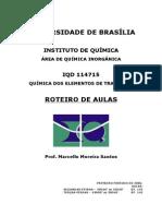 Livro Química de Coordenação - Marcelo - UnB