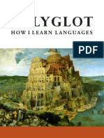 How I Learn Languages