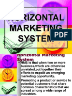 Horizontal Marketing System