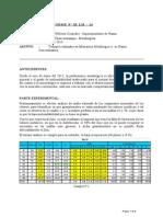 Informe - Metalúrgico 2014