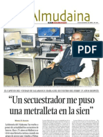Suplemento Almudaina - Reportaje Literanta - Diario de Mallorca