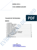 taller de tecnologia