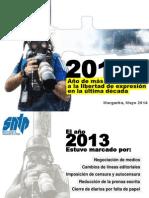 """Presentación SNTP en el foro """"¿Qué sucede en Venezuela con los Derechos Humanos?"""". Margarita, Mayo 2014."""