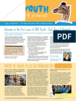 SAFE Youth Group Newsletter
