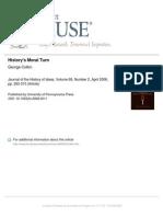 History s Moral Turn